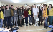 Meeting with Levan Paitchadze, Homecoming Project